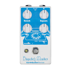 EarthQuaker Devices - Dispatch Master Delay & Reverb V2