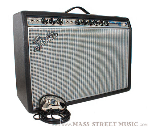 Fender 68 Custom Deluxe Reverb Amp photo