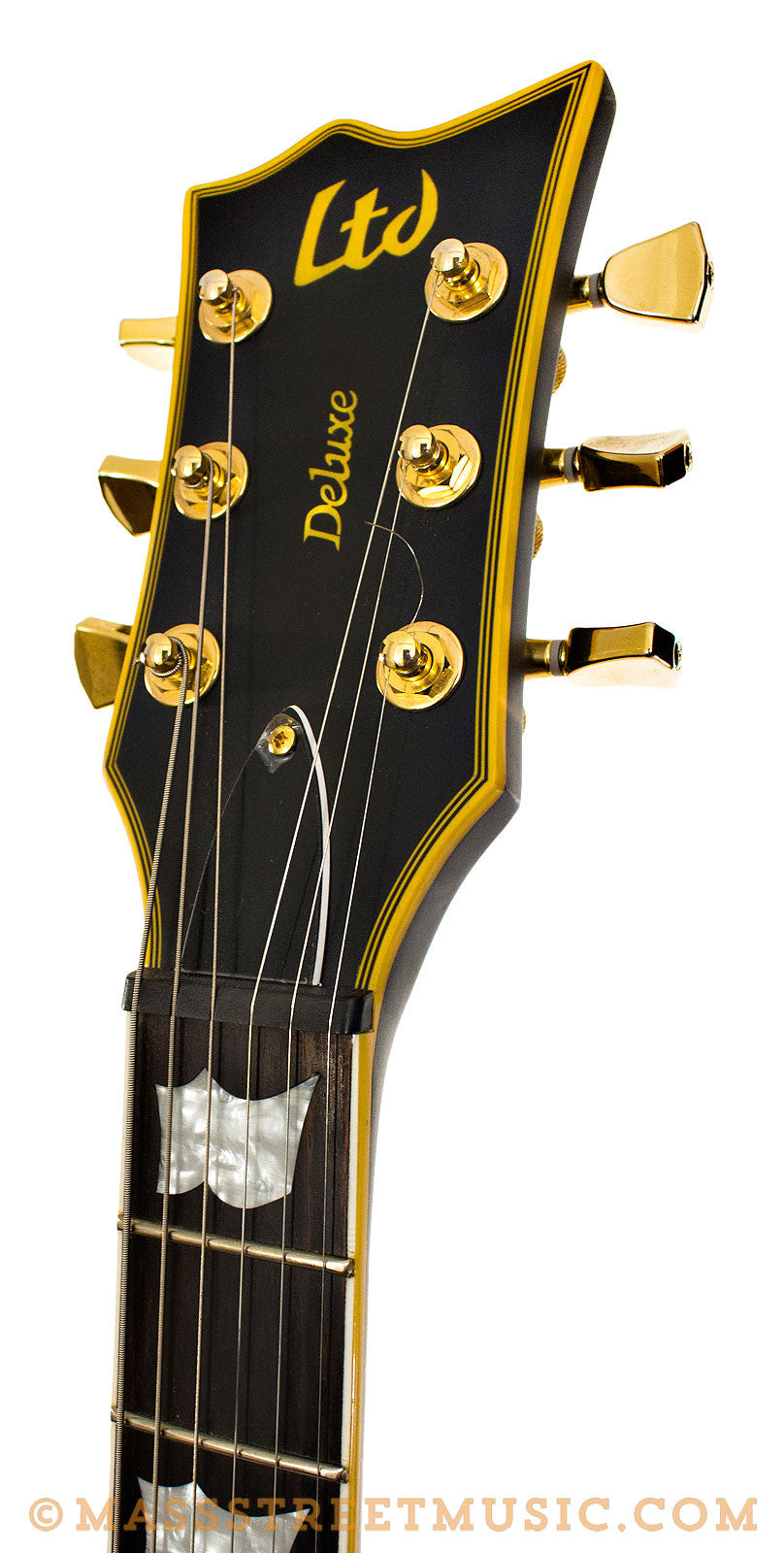 LTD EC1000 Deluxe Electric Guitar with EMG pickups   Mass Street ...