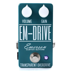 Emerson Custom -  EM-Drive Transparent Overdrive