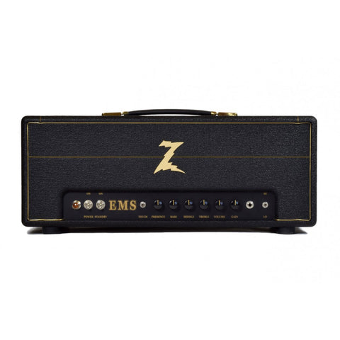 Dr. Z Amps - EMS Head - Front