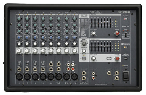 Yamaha EMX212S Powered Mixer - stock