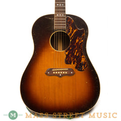 "Gibson - 1938 Ray Whitley ""Recording King"" Front Close"