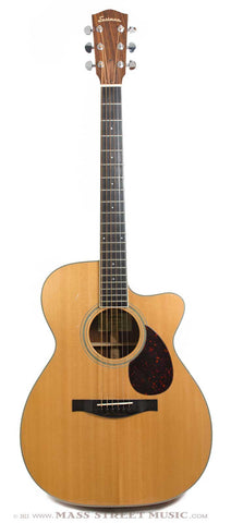 Eastman AC312CE used - front