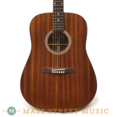Eastman AC-DR2 Acoustic Guitar - front close