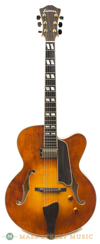 Eastman AR580CE HB Archtop Guitar - front