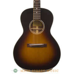 Eastman E10 00 SS Parlor Guitar - front close