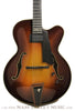 Eastman AR880ce John Pisano Archtop - front close up