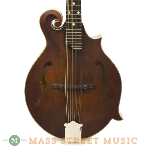 Eastman MD315 F-Style Mandolin Used - front close