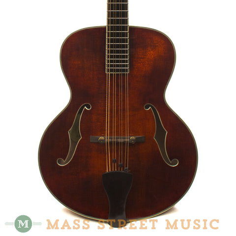 Eastman MDC805 Mandocello Used - front close