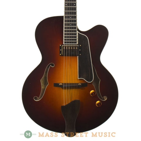 Eastman 2010 T146SM-SB Thinline - front close