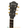 Eastman T386 Electric Thinline Guitar - headstock