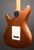 Don Grosh Electric Guitars - ElectraJet Custom - Metallic Copper - Back Angle