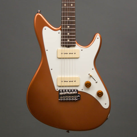 Don Grosh Electric Guitars - ElectraJet Custom - Metallic Copper