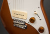 Don Grosh Electric Guitars - ElectraJet Custom - Metallic Copper - Controls