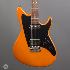 Don Grosh Electric Guitars - Electrojet Custom Metallic Orange Pearl - Front