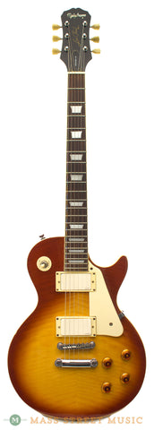 Epiphone Les Paul Standard with EMGs 1996 Electric Guitar - front