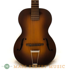 Epiphone 1933 Olympic Archtop - front close