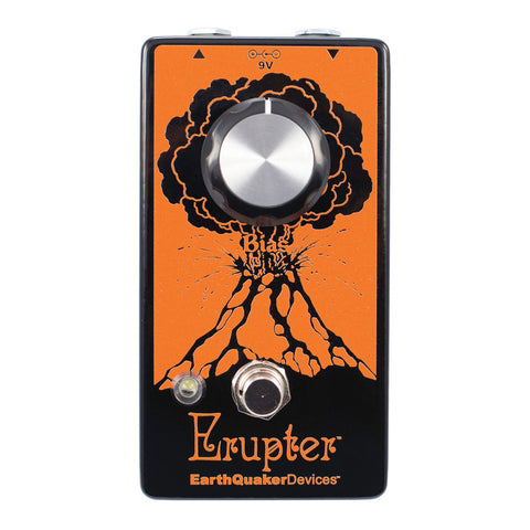 EarthQuaker Devices - Erupted Fuzz - Front