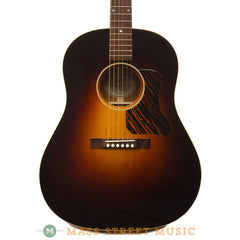 Fairbanks F-35 Sunburst Acoustic Guitar Close