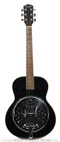 Fender FR50 Roundback Resonator acoustic guitar photo