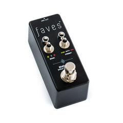 Chase Bliss Audio - Faves Midi controller - Front