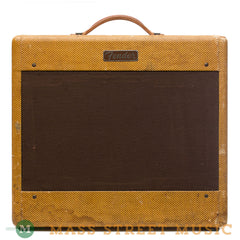 Fender Amps - 1955 Tweed Deluxe Used - Front