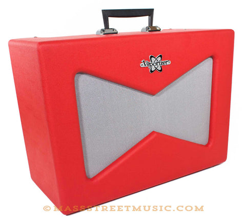 Fender Vaporizer Tube Amp Rocket Red - angle