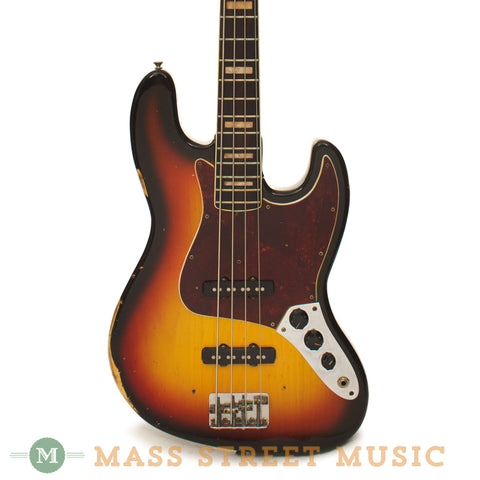 Fender Jazz Bass 1968 - front close