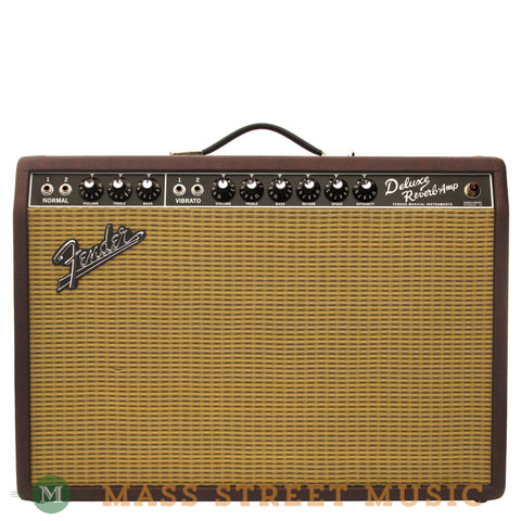 Fender 2011 '65 Deluxe Reverb Reissue Limited Edition Combo Amp - front