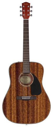Fender CD-60 Mahogany acoustic guitar