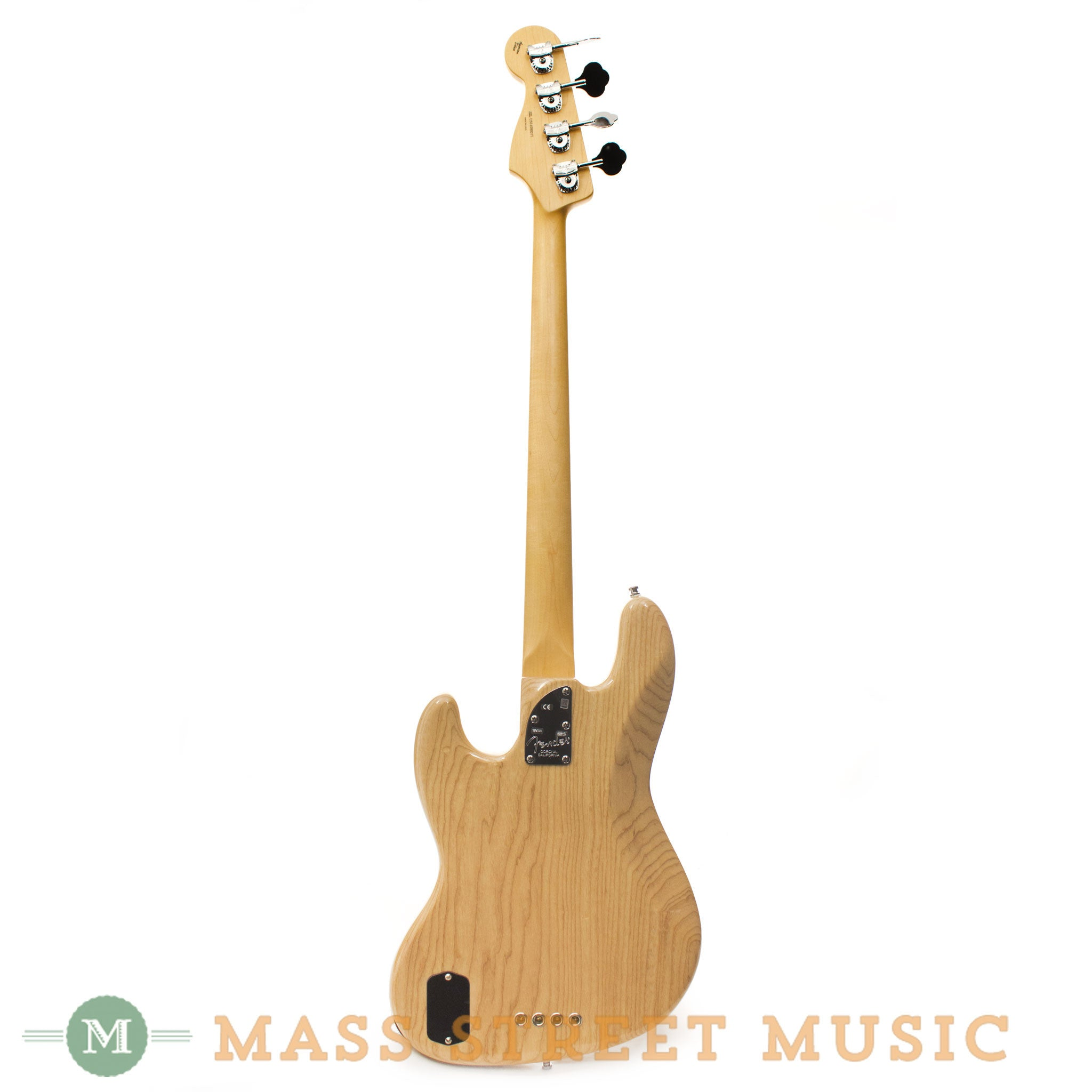 fender american deluxe jazz bass with hardshell case mass street music store. Black Bedroom Furniture Sets. Home Design Ideas