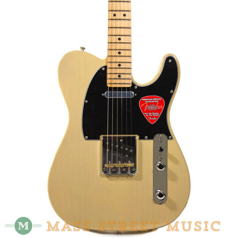 Fender American Special Telecaster - front close