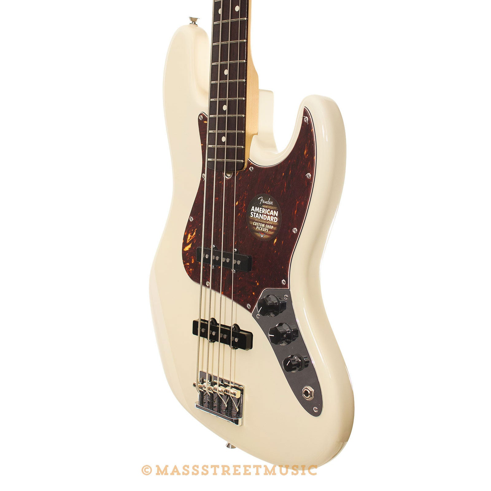 Fender - American Standard JazzBass with molded case | Mass Street ...