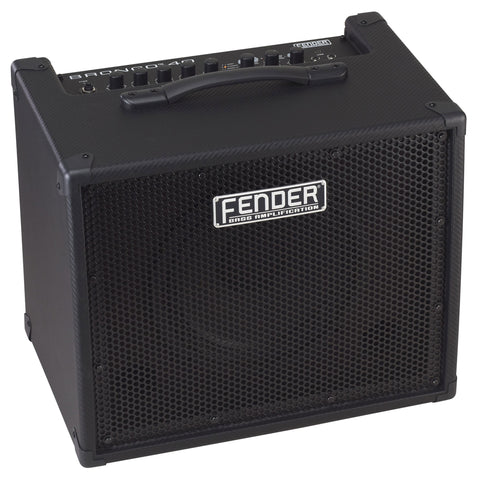 Fender Bronco 40 1x10 Bass Amp