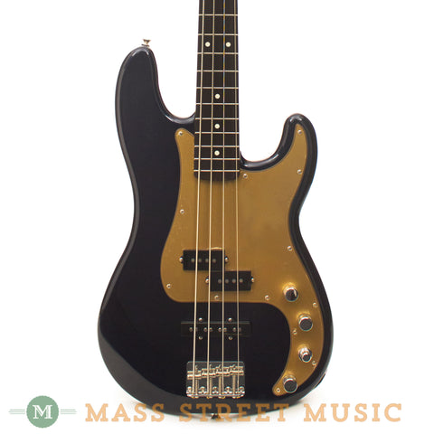 Fender Deluxe Active P-Bass Special - front close