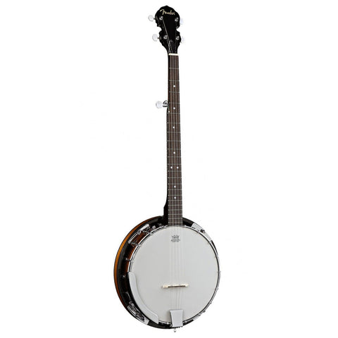 Fender FB-300 Banjo Pack - front stock