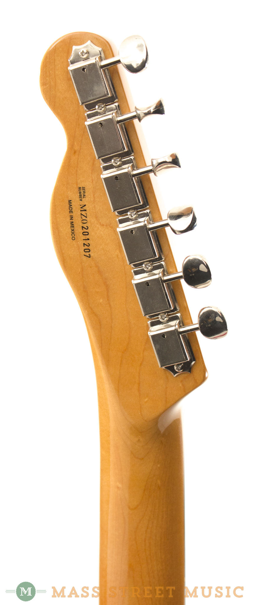 Fender Muddy Waters Telecaster 2000 Used Electric Guitar ...