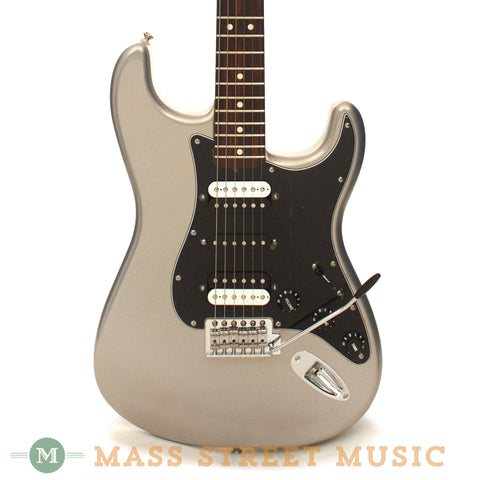 Fender Standard Strat HSH Electric Guitar - front close