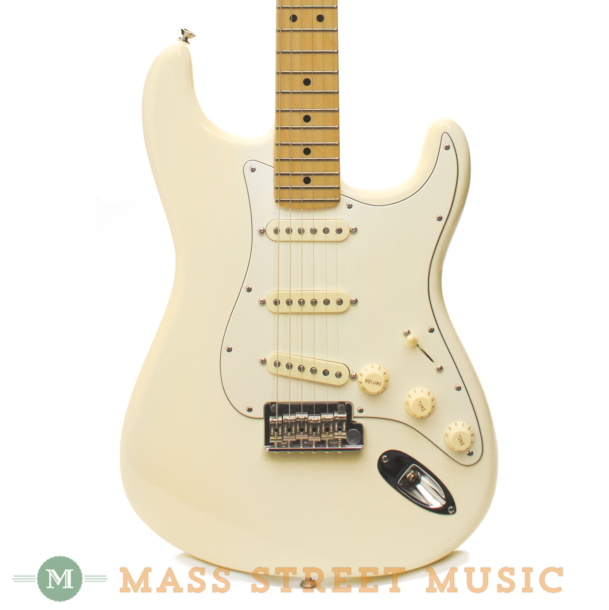 fender american standard strat used mint condition mass street music store. Black Bedroom Furniture Sets. Home Design Ideas