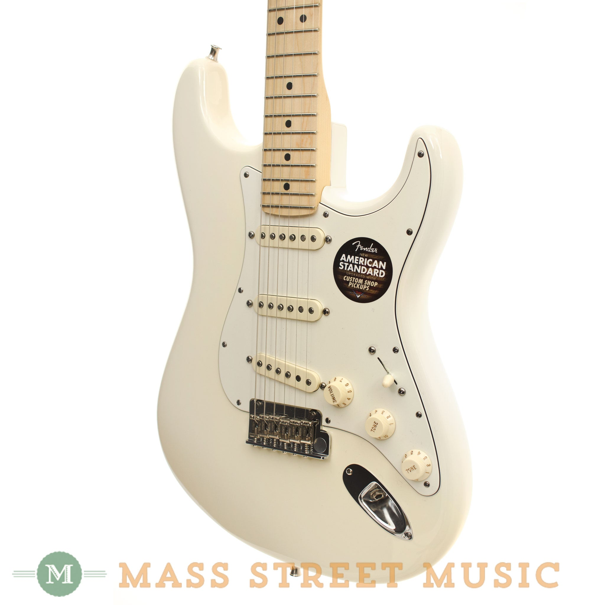 fender american standard strat 2013 used with case mass street music store. Black Bedroom Furniture Sets. Home Design Ideas