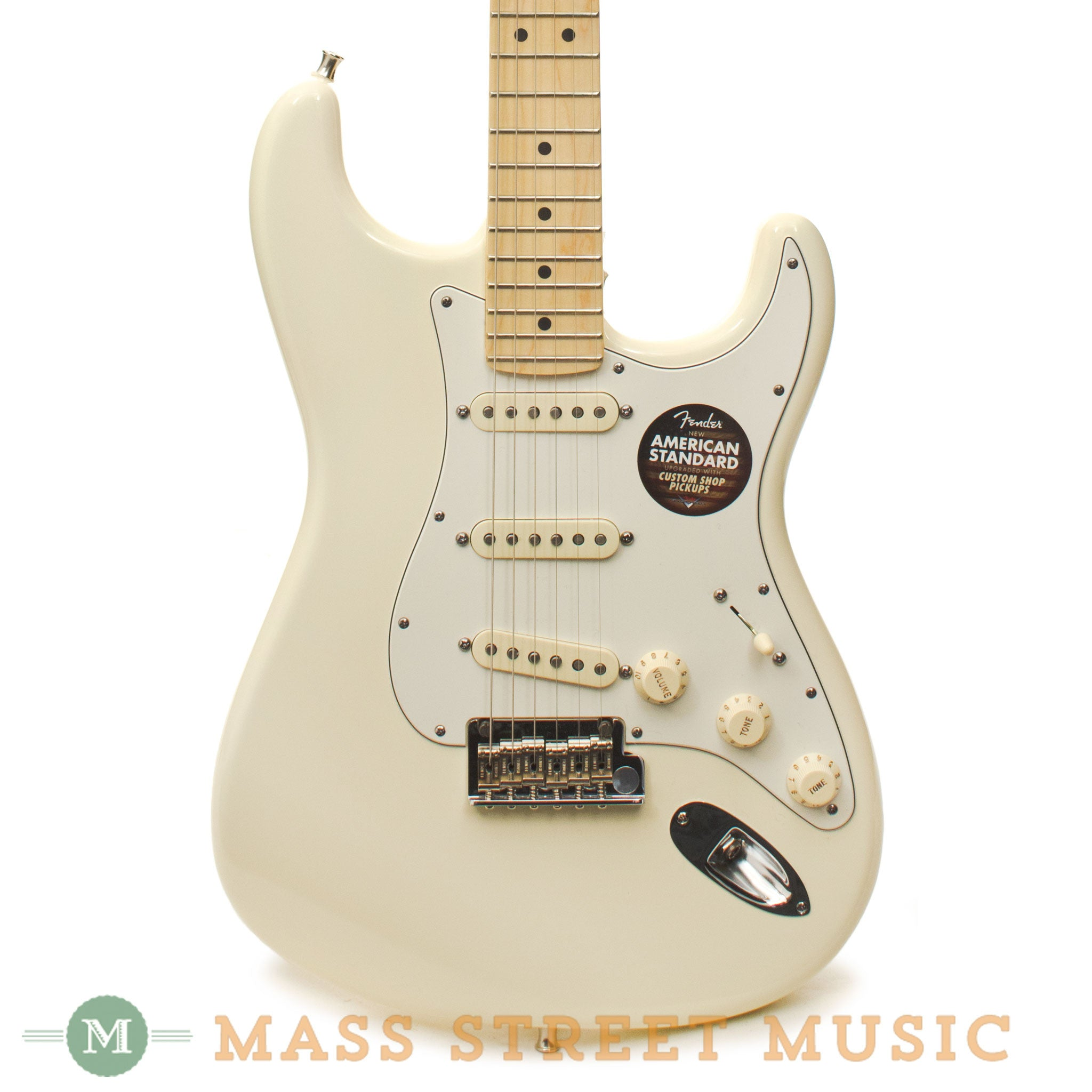 Fender American Standard Strat 2013 Used, with case | Mass Street ...