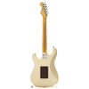 Fender American Deluxe Strat HSS Shawbucker Electric Guitar - back
