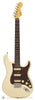 Fender American Deluxe Strat HSS Shawbucker Electric Guitar - front