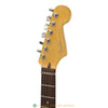 Fender American Deluxe Strat HSS Shawbucker Electric Guitar - headstock