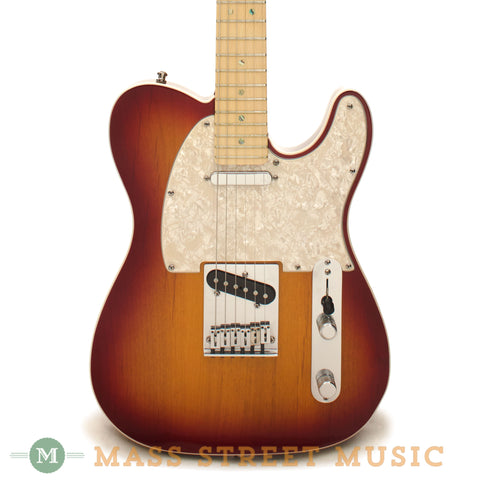 Fender 2004 American Deluxe Telecaster - front close