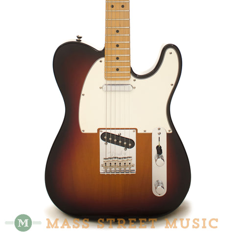 Fender American Standard Telecaster - front close