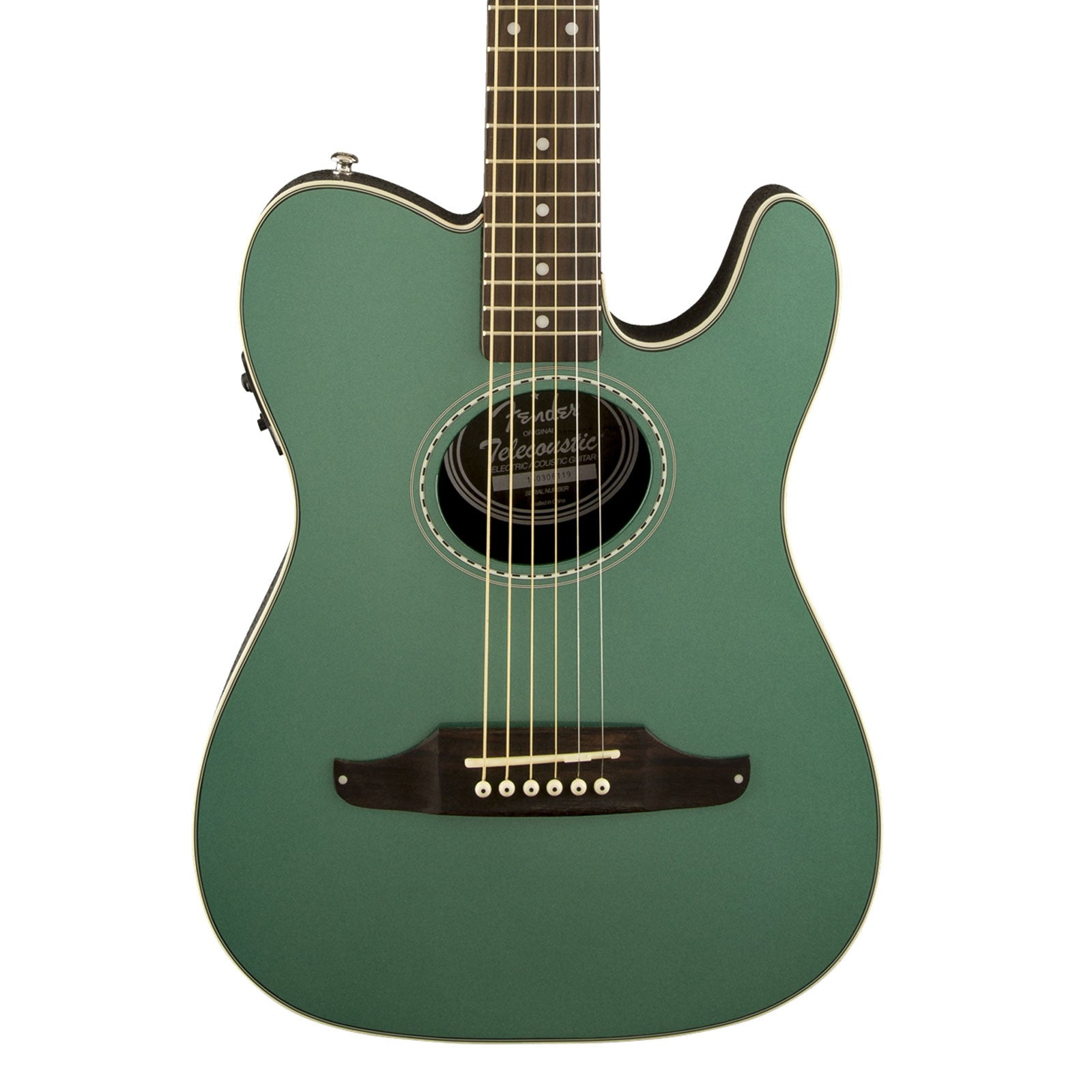 fender telecoustic plus acoustic electric guitar mass street music store. Black Bedroom Furniture Sets. Home Design Ideas