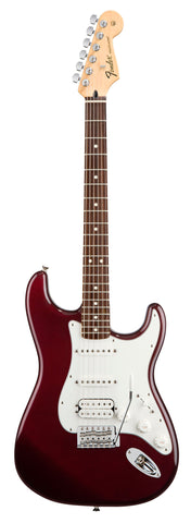 Fender Standard Strat HSS  Midnight Wine Electric Guitar