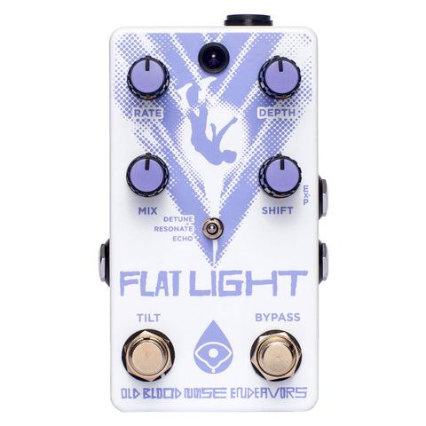 Old Blood Noise Endeavors - Flat Light Textural Flange Shifter